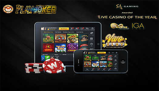 Vivoslot Gaming Game Judi Slot Online Terbaru