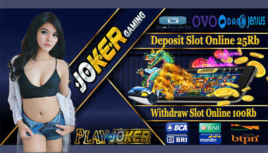 Agen Joker 303 Gaming Termurah Deposit Slot 25rb