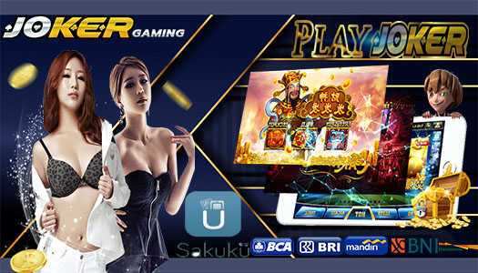 Joker Gaming Deposit Game Slot Via Sakuku BCA